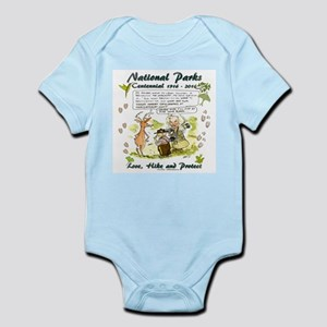 National Parks Centennial Body Suit