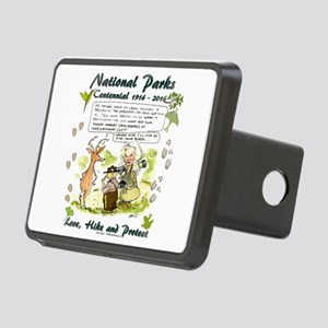 National Parks Centennial Hitch Cover