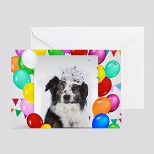 Birthday Dog Lovers Greeting Cards