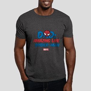 Amazing Spider-Man Dad Dark T-Shirt