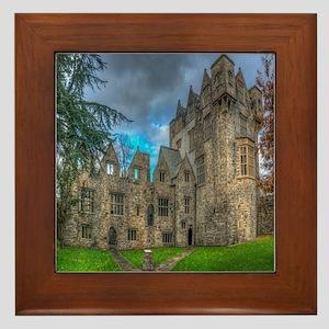 Donegal Castle Framed Tile