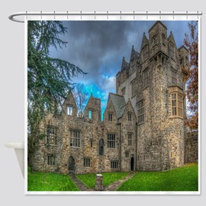 Donegal Castle Shower Curtain