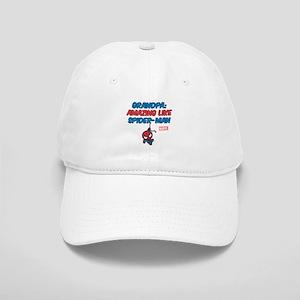 040839c4ffb Amazing Spider-Man Grandpa Cap