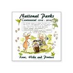 National Parks Centennial Sticker