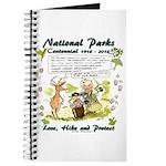 National Parks Centennial Journal