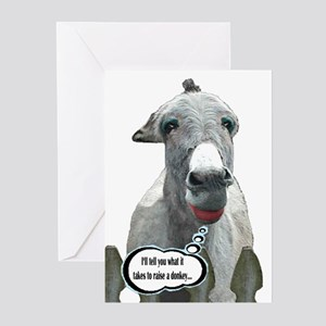 TAKES A VILLAGE Greeting Cards (Pk of 10)