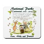 National Parks Centennial Mousepad