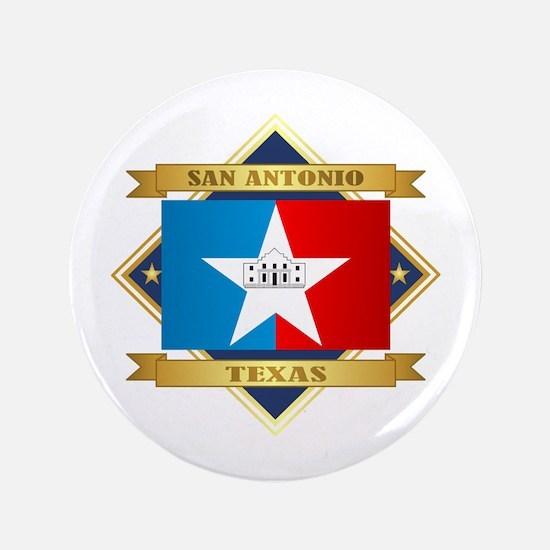 San Antonio Button