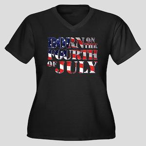 BOT4OJ Plus Size T-Shirt