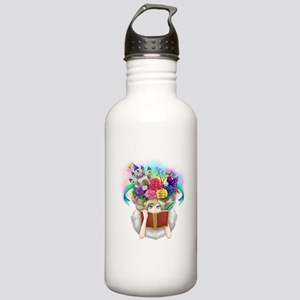 Book Goddess Stainless Water Bottle 1.0L