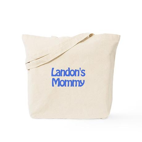 Landon's Mommy Tote Bag