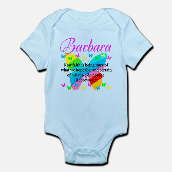 HEBREWS 11:1 Infant Bodysuit