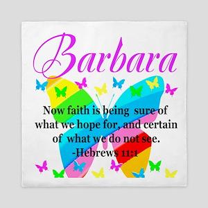 HEBREWS 11:1 Queen Duvet