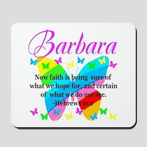 HEBREWS 11:1 Mousepad