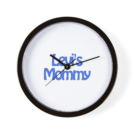 Levi's Mommy Wall Clock