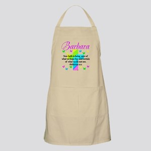 HEBREWS 11:1 Apron