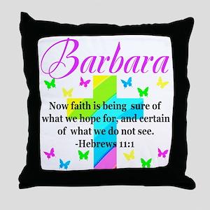 HEBREWS 11:1 Throw Pillow