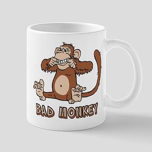 Bad Monkey Large Mugs