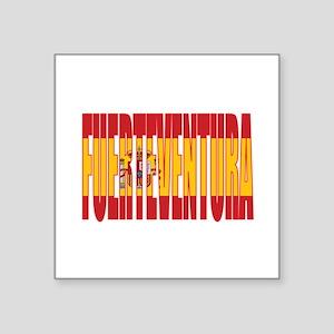 Fuerteventura Sticker