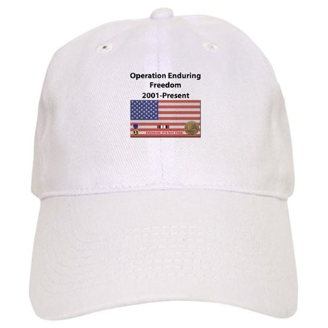 Operation Enduring Freedom Cap