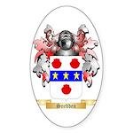 Snedden Sticker (Oval 10 pk)
