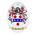 Snedden Oval Ornament