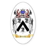 Sneath Sticker (Oval 50 pk)