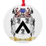 Snayth Round Ornament