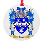 Snaw Round Ornament