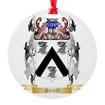 Snaith Round Ornament