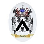 Snaith Oval Ornament