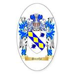Smythe Sticker (Oval 50 pk)