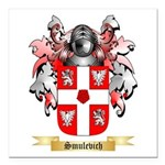 Smulevich Square Car Magnet 3
