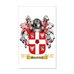 Smulevich 35x21 Wall Decal