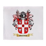 Smulevich Throw Blanket