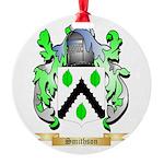 Smithson Round Ornament