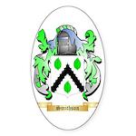 Smithson Sticker (Oval)