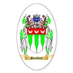 Smithies Sticker (Oval)