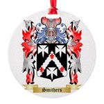 Smithers Round Ornament