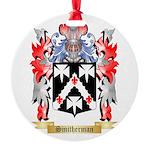 Smitherman Round Ornament