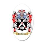 Smitherman 35x21 Oval Wall Decal