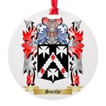 Smithe Round Ornament