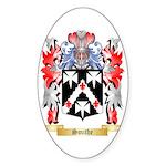 Smithe Sticker (Oval 50 pk)