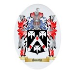 Smithe Oval Ornament
