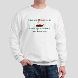 Have you Beered? Sweatshirt
