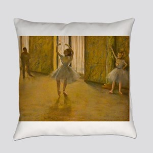 Famous Paintings: Degas' Ballet Lesson Everyday Pi