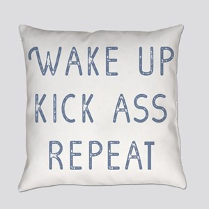 Wake Up Everyday Pillow
