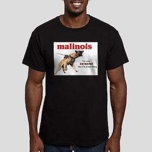 Extreme Malinois Ash Grey T-Shirt