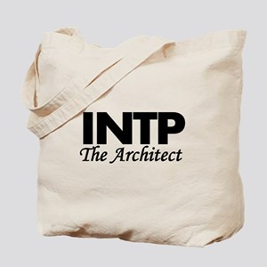 INTP | The Architect Tote Bag