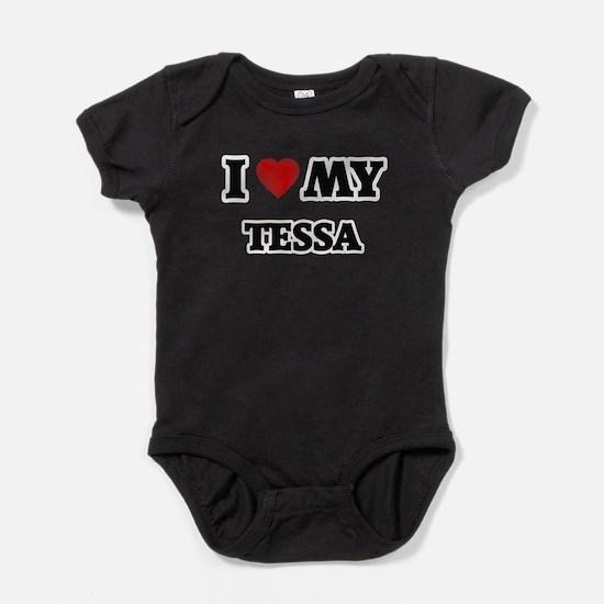 I love my Tessa Body Suit